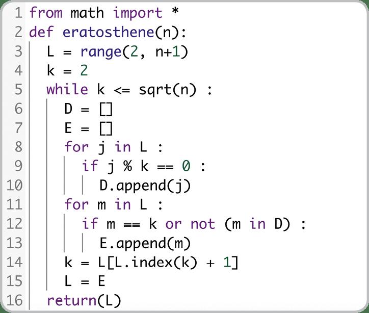 maths expertes - chapitre 5 - Nombres premiers - exercice 53