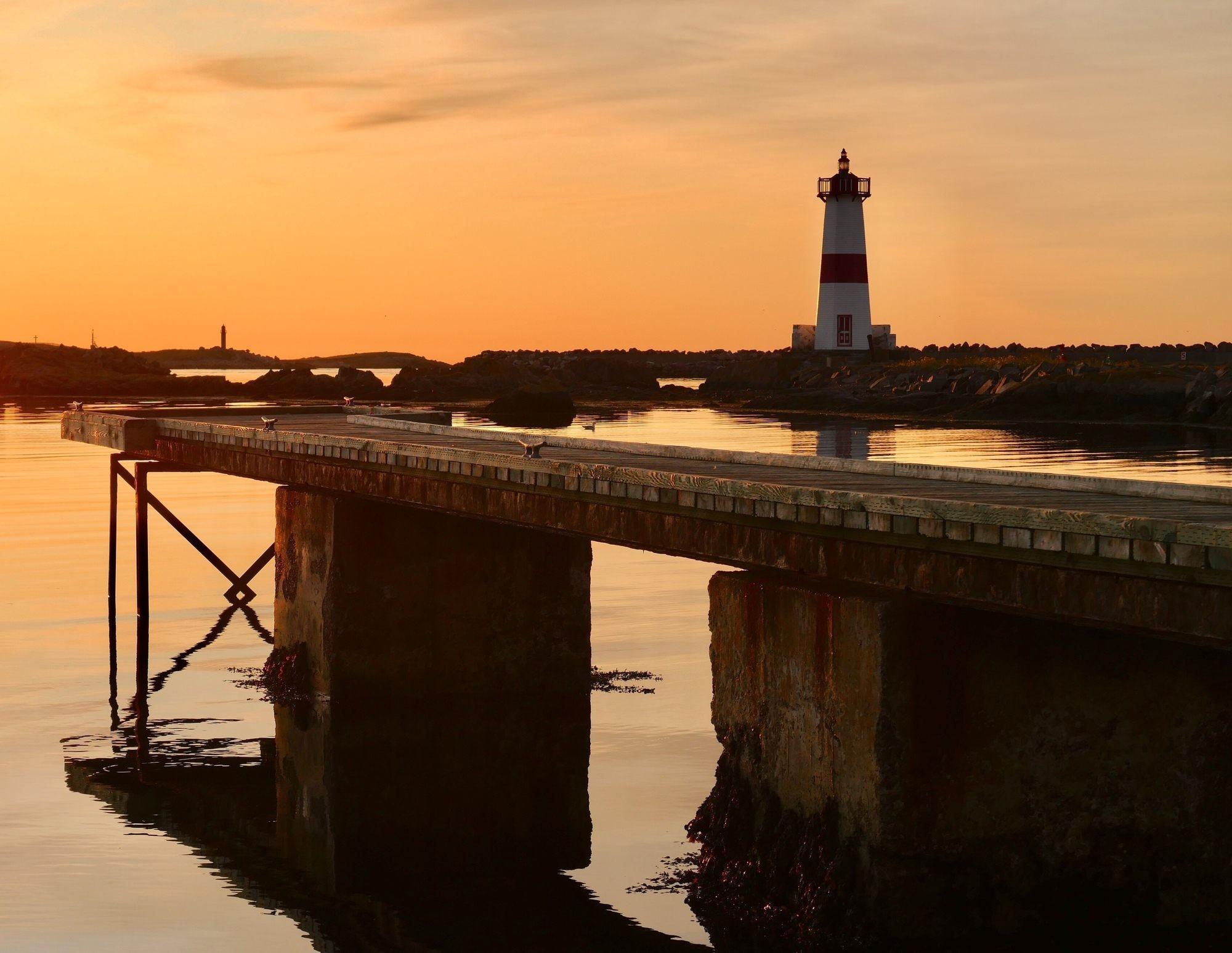 Phare Saint Pierre et Miquelon
