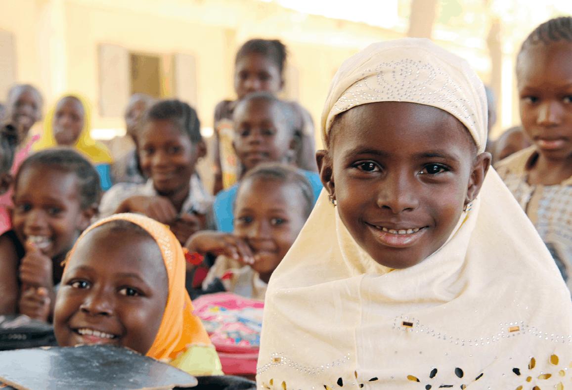 L'éducation des filles, un défi pour l'avenir du pays, Jürgen Bätz