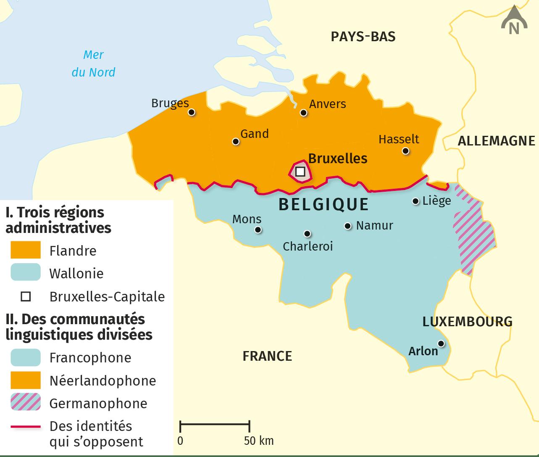 L'État fédéral belge