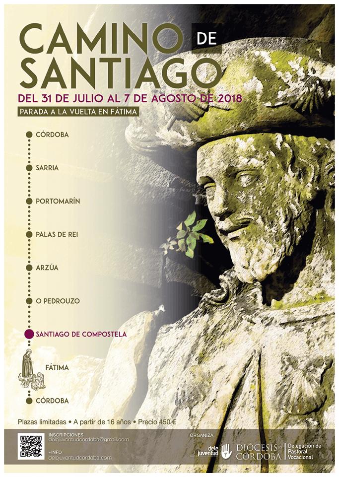 Cartel de la Diócesis de Córdoba, 2018