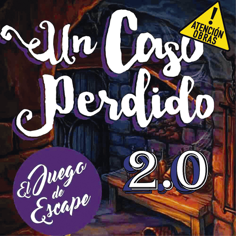 Cartel promocional de Action House, en Madrid, 2017