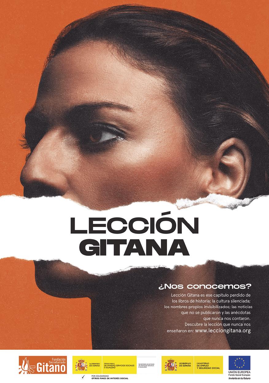 Lección Gitana, Fundación Secretariado Gitano (FSG), 2018
