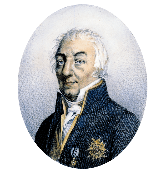 Portrait de Claude-Louis Berthollet