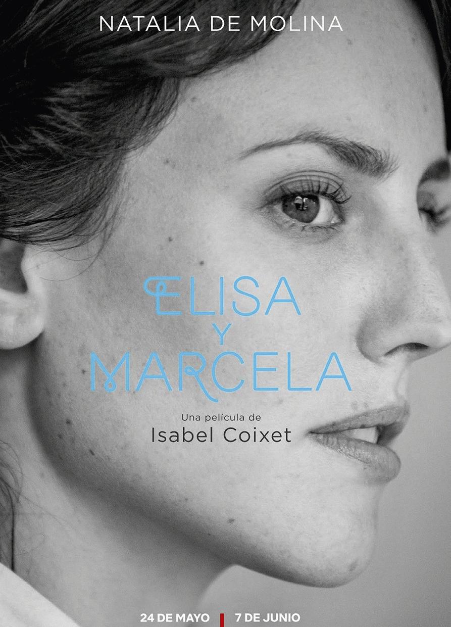 Cartel de la pelÍcula Elisa y Marcela, Isabel Coixet, 2019