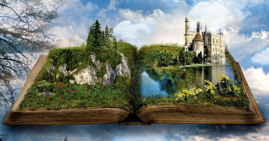 Picture of Book Fantasy, Thommas Ivan, 2015.