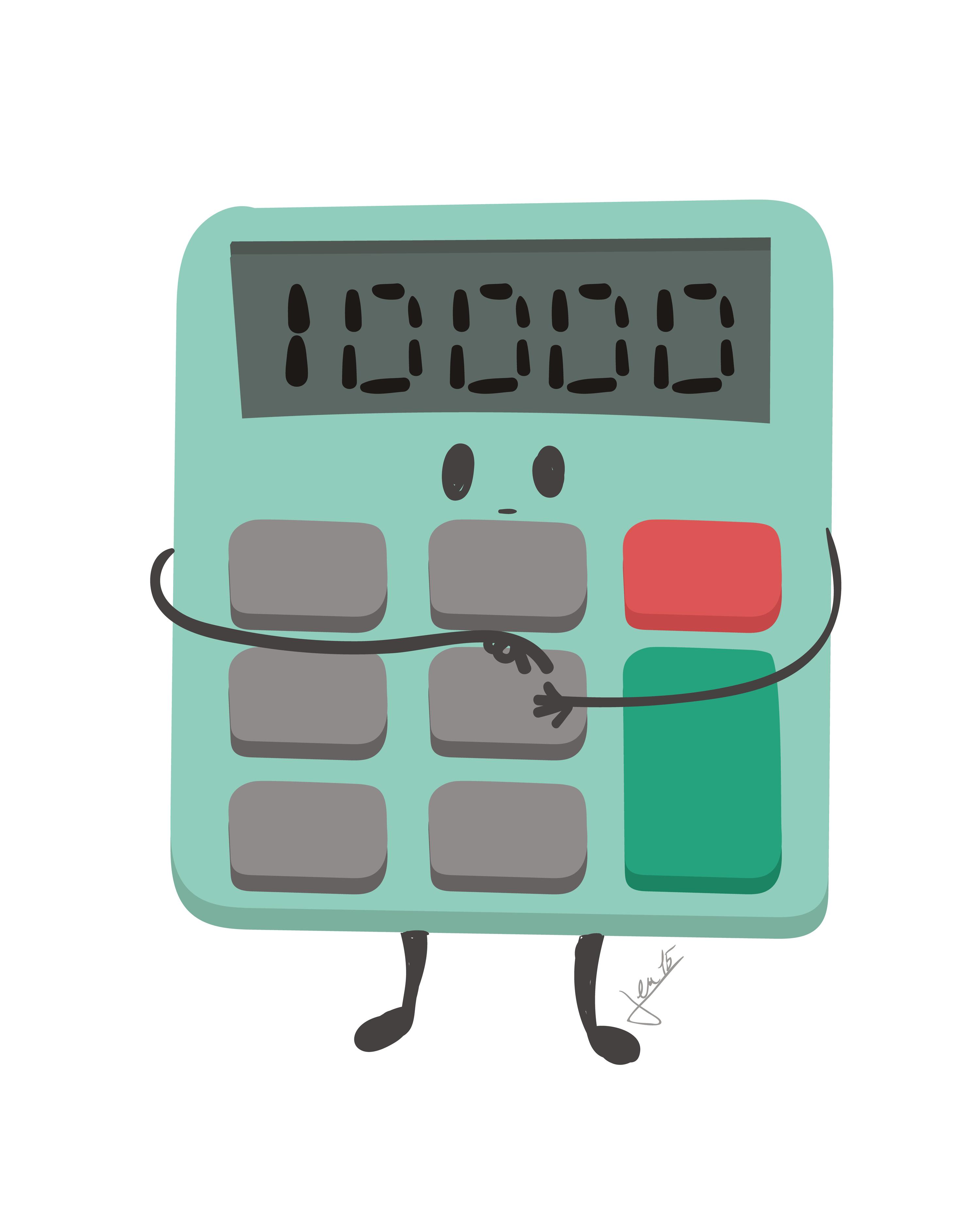 Ex. 1 Supercalculatrice