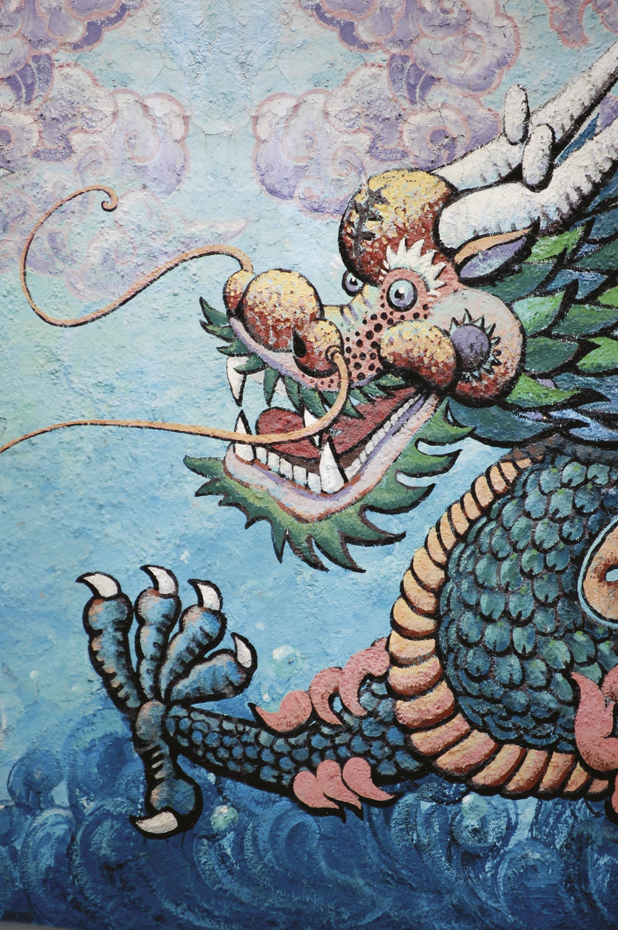 Ex. 5 Un dragon furieux