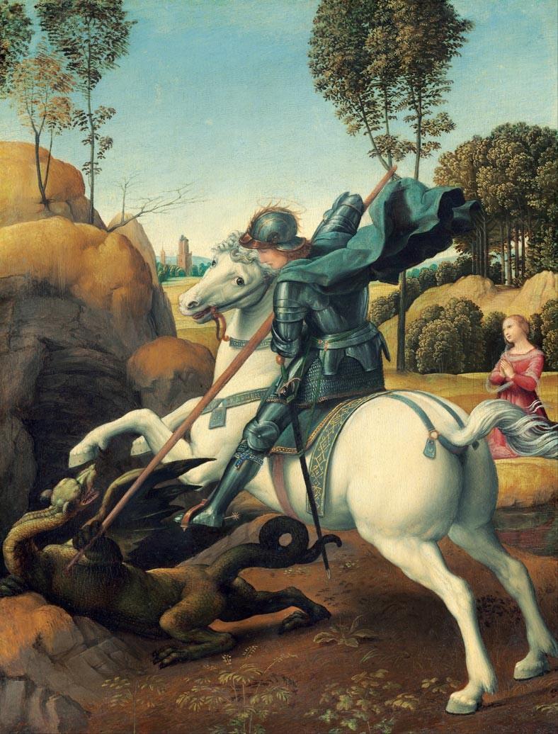 Saint Georges (peinture)