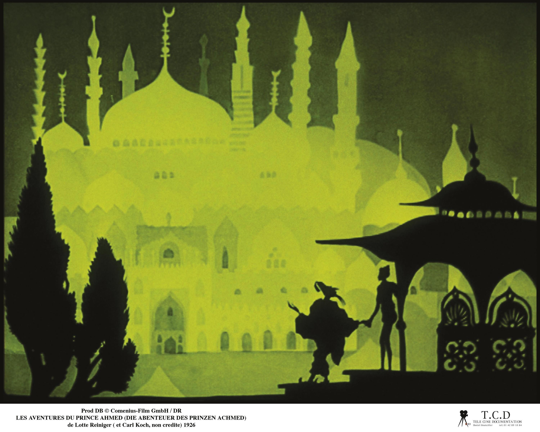 Les Aventures du prince Ahmed