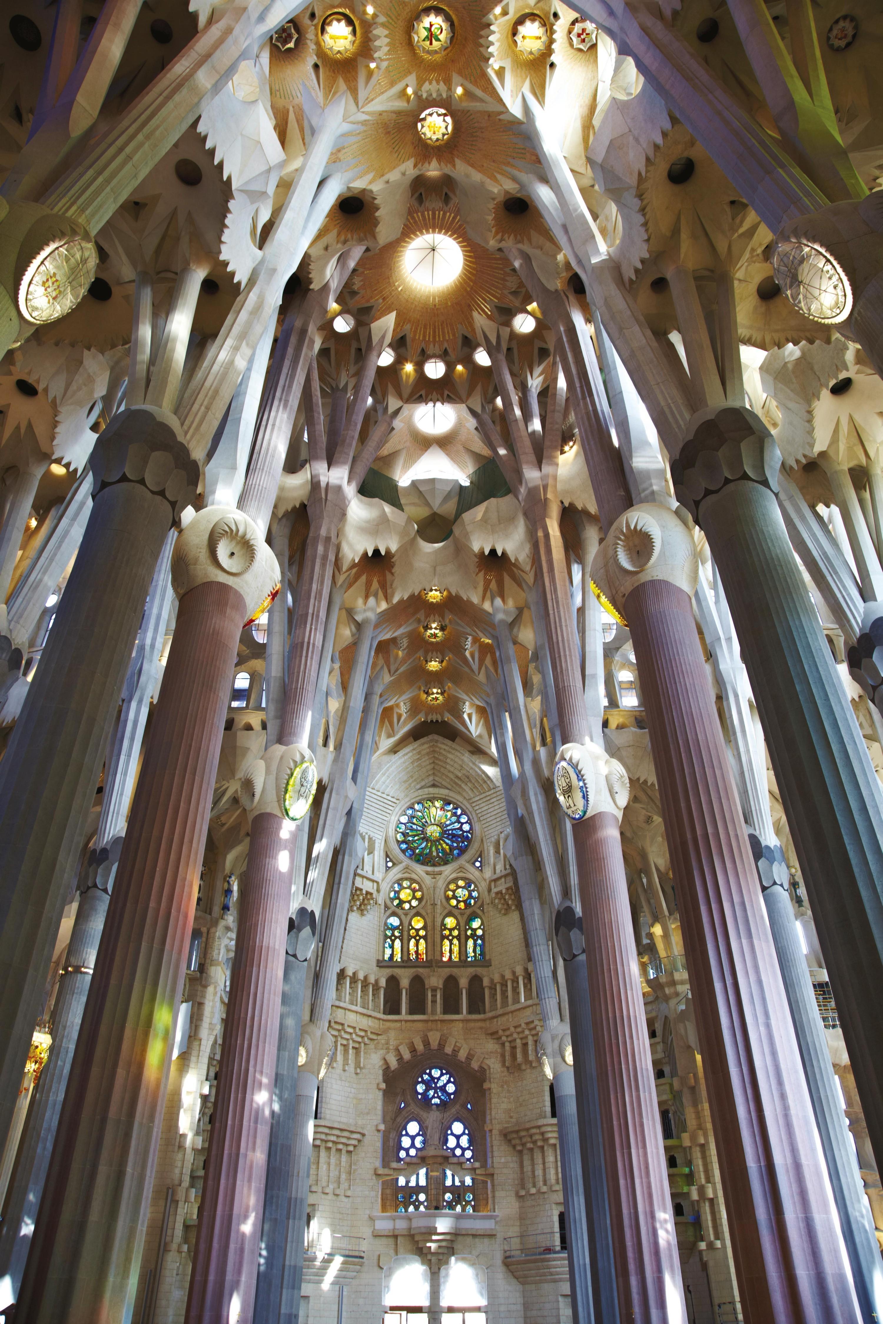 Nef de la basilique