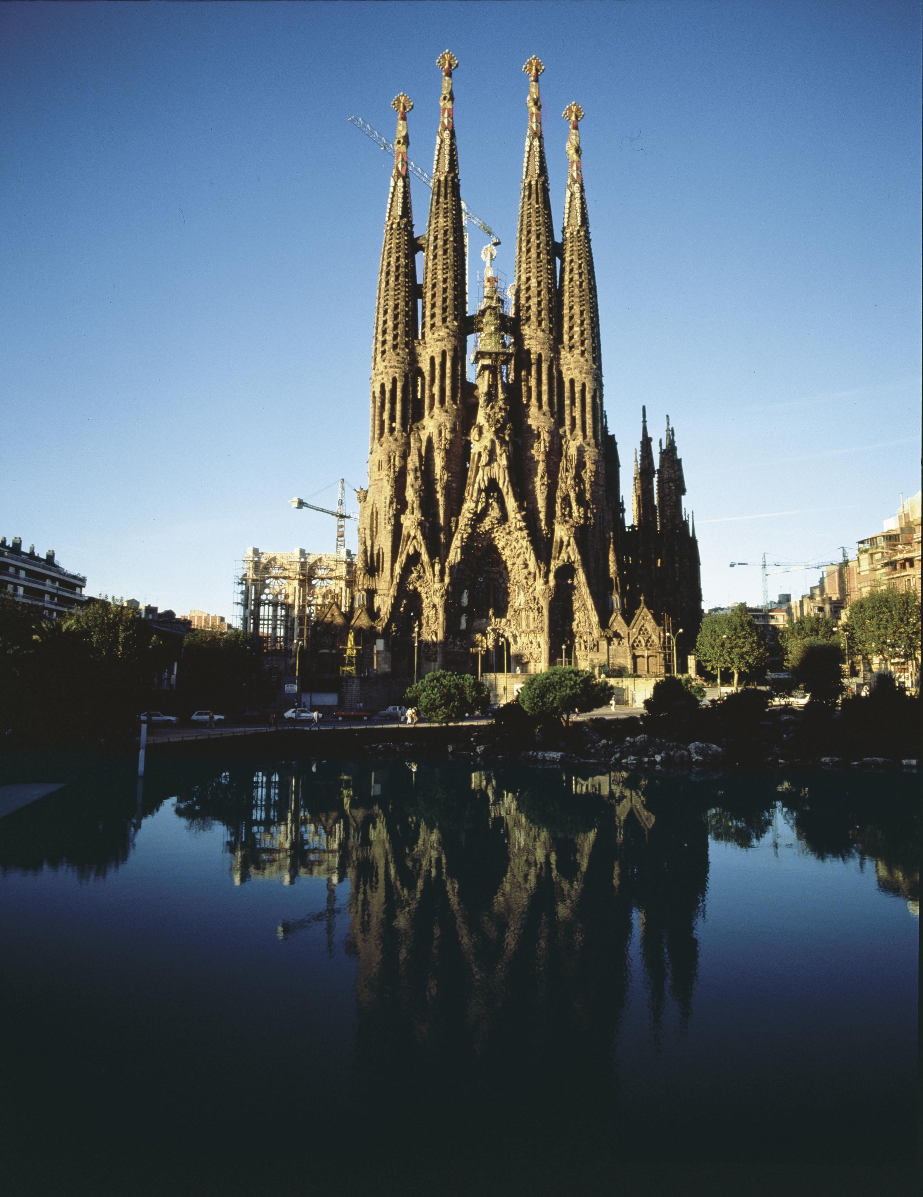Basilique de la Sagrada Família