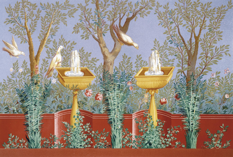 Les Maisons et Monuments de Pompéi