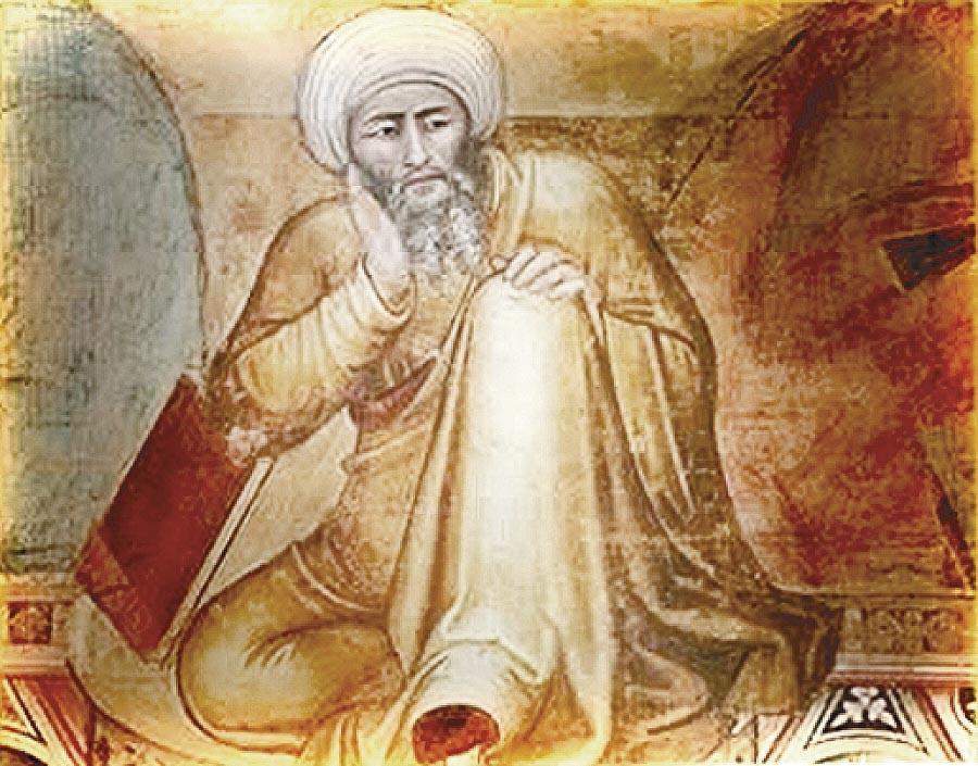 <stamp theme='his-green2'>Doc. 3</stamp> Averroès ou Ibn Rochd de Cordoue (1126-1198)