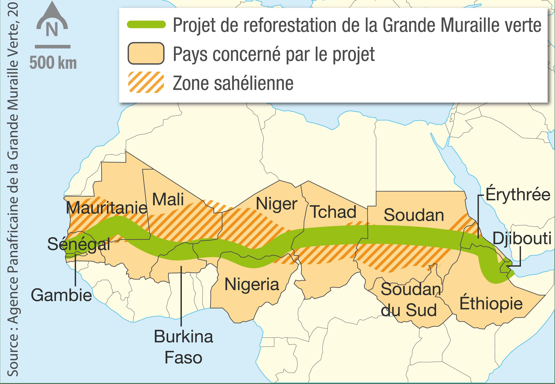 Une grande muraille verte au Sahel