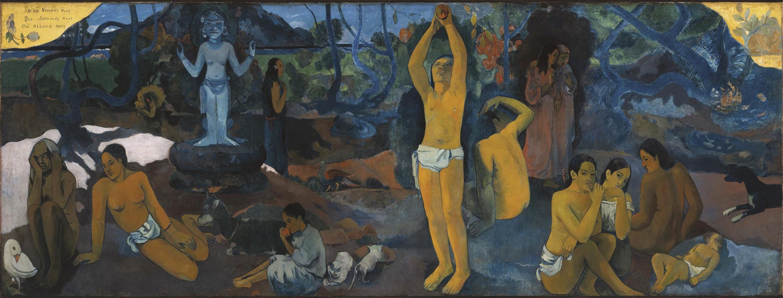 Gauguin et Tahiti