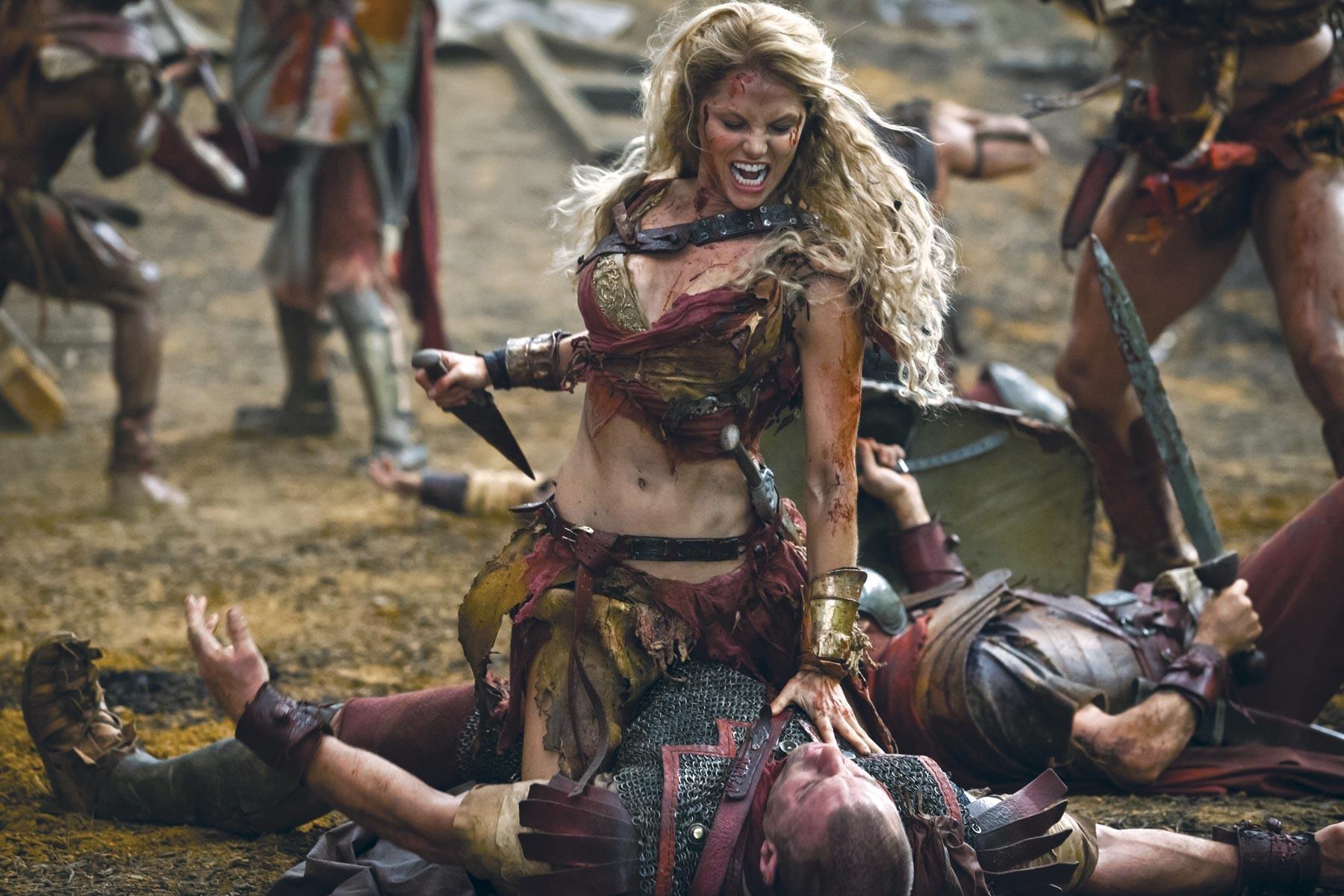 Spartacus : la Guerre des damnés