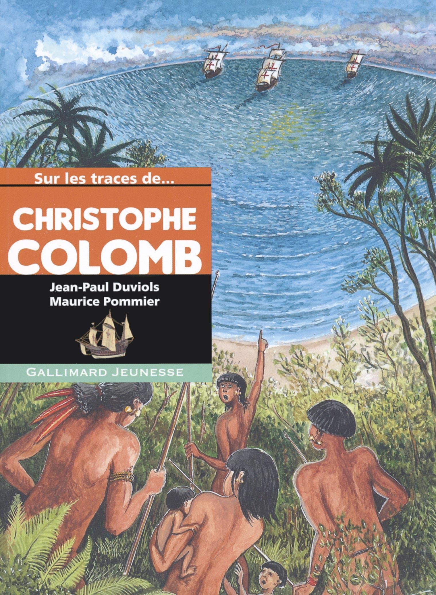 Sur les traces de… Christophe Colomb