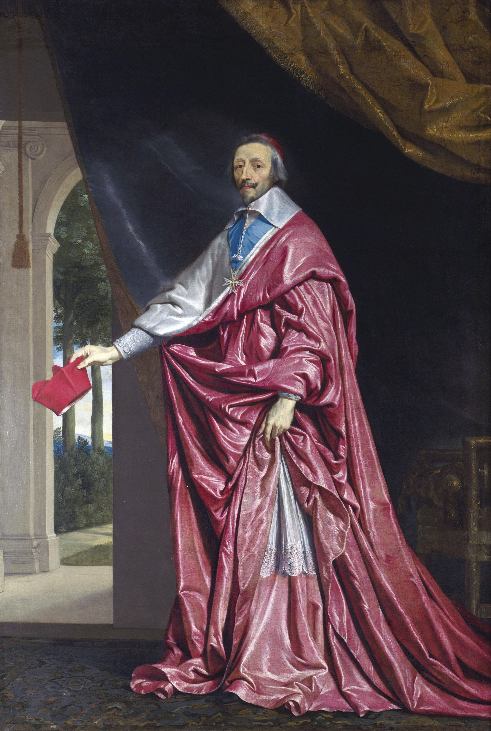 <stamp theme='his-green2'>Doc. 1</stamp> Richelieu