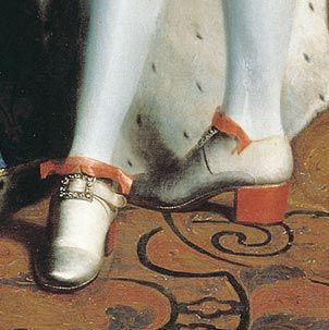 <stamp theme='his-green2'>Doc. 1</stamp> Les souliers à talons rouges