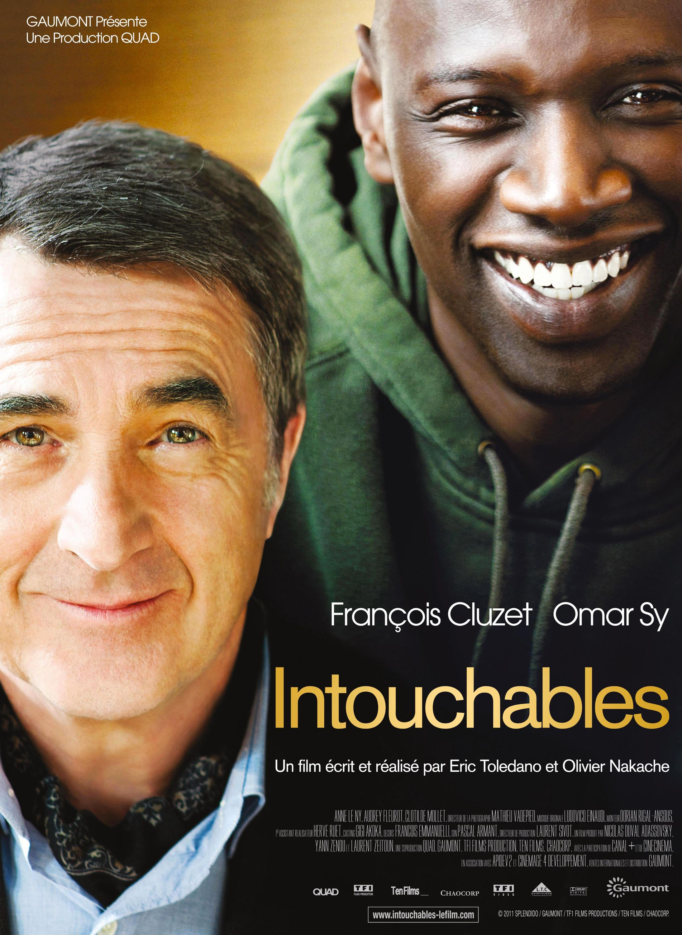 <stamp theme='his-green2'>Doc. 1</stamp> Affiche d'Intouchables