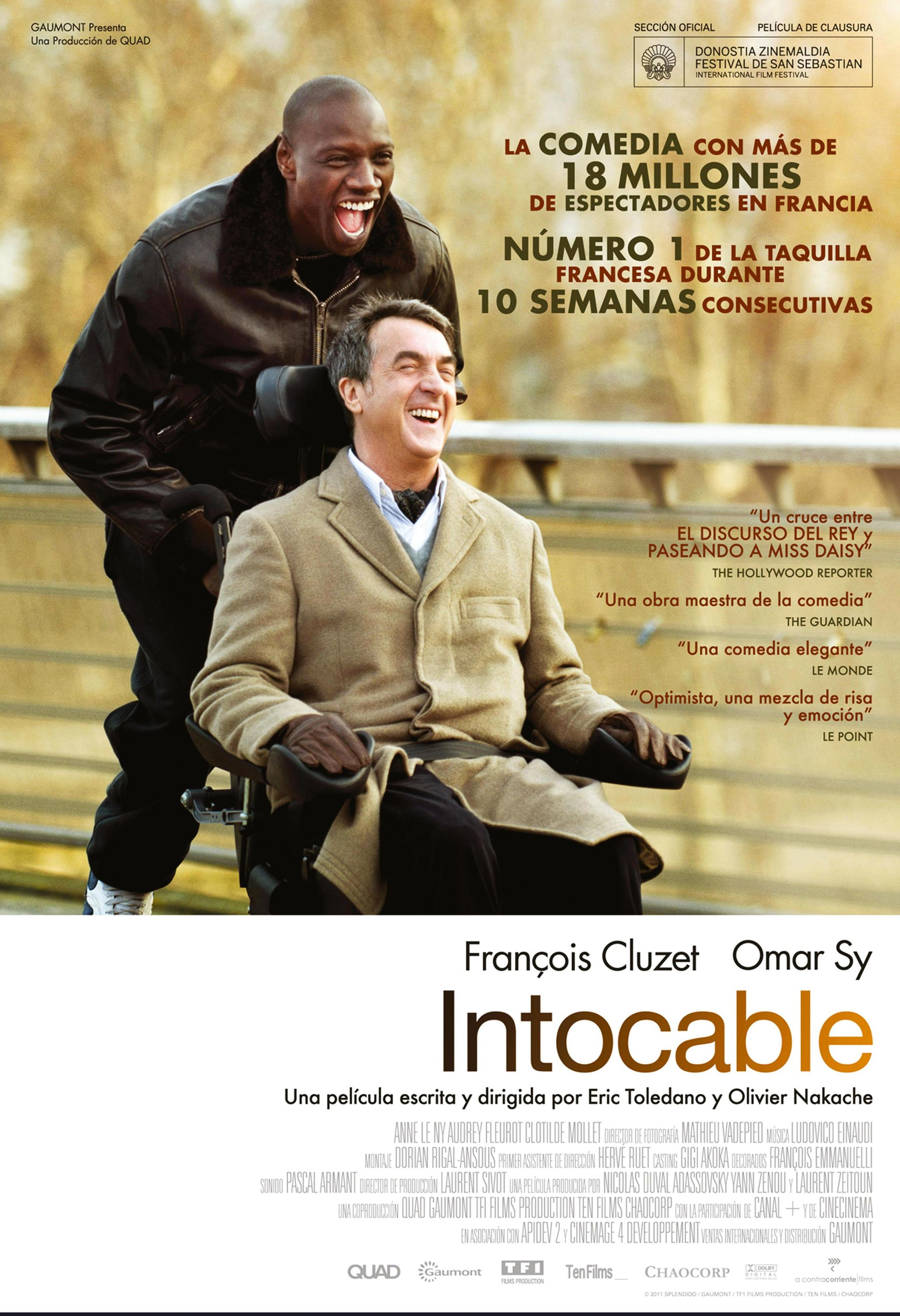 <stamp theme='his-green2'>Doc. 1</stamp> Affiche Intocable