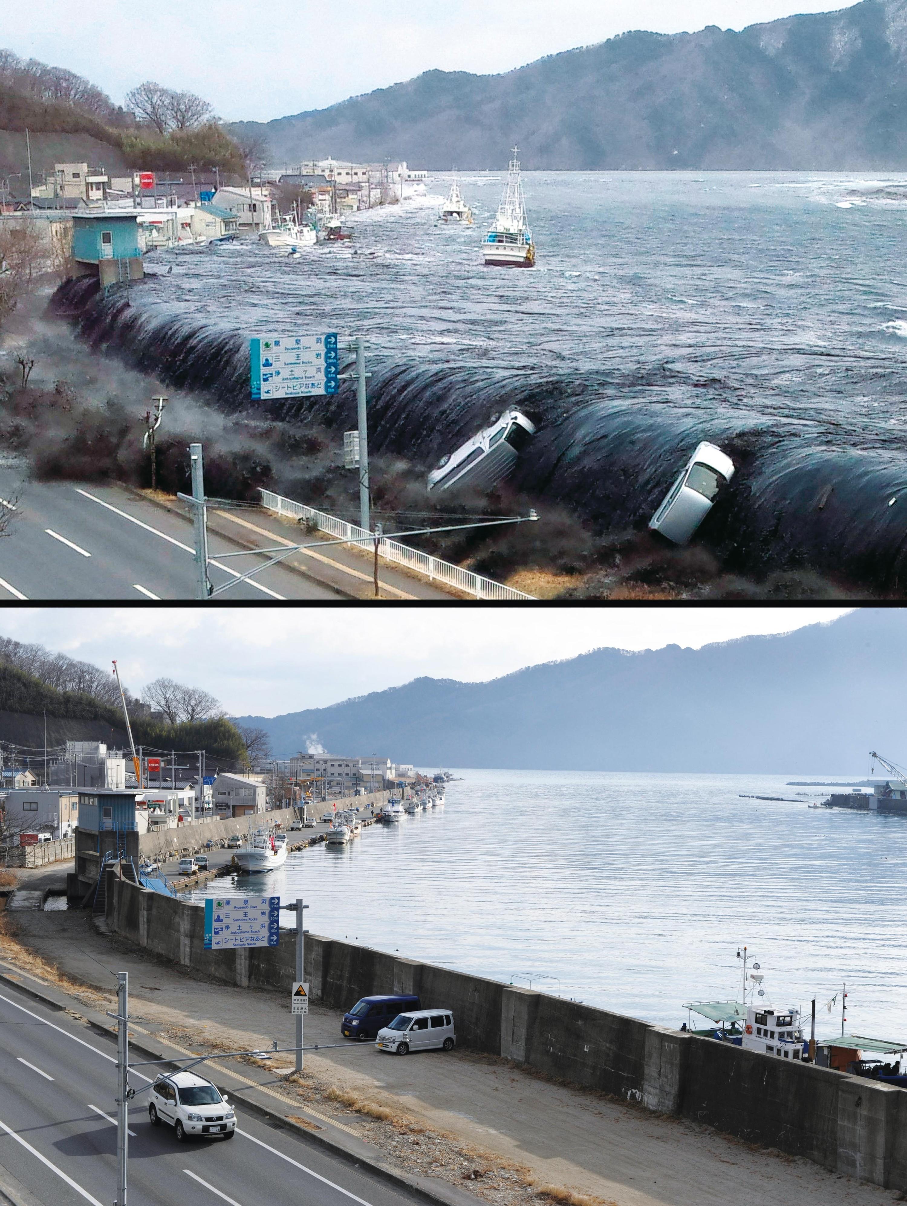 <stamp theme='his-green2'>Doc. 2</stamp> La violence du tsunami