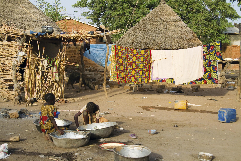 <stamp theme='his-green2'>Doc. 3</stamp> Les enjeux de la croissance démographique en Afrique