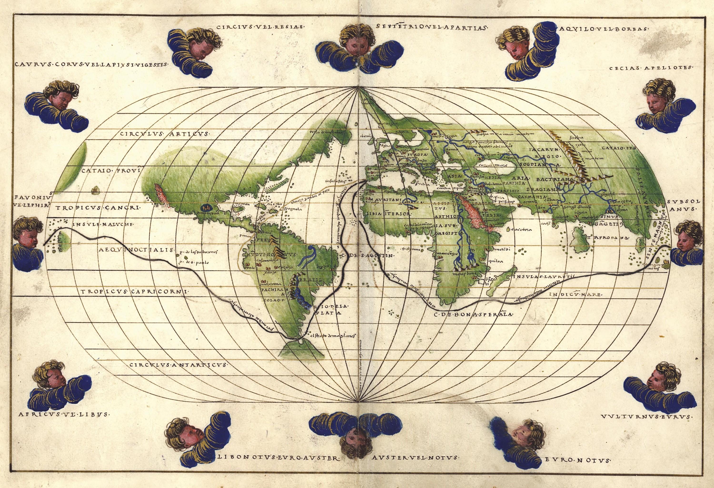 <stamp theme='his-green2'>Doc. 2</stamp> Le voyage de Magellan (1519-1522)