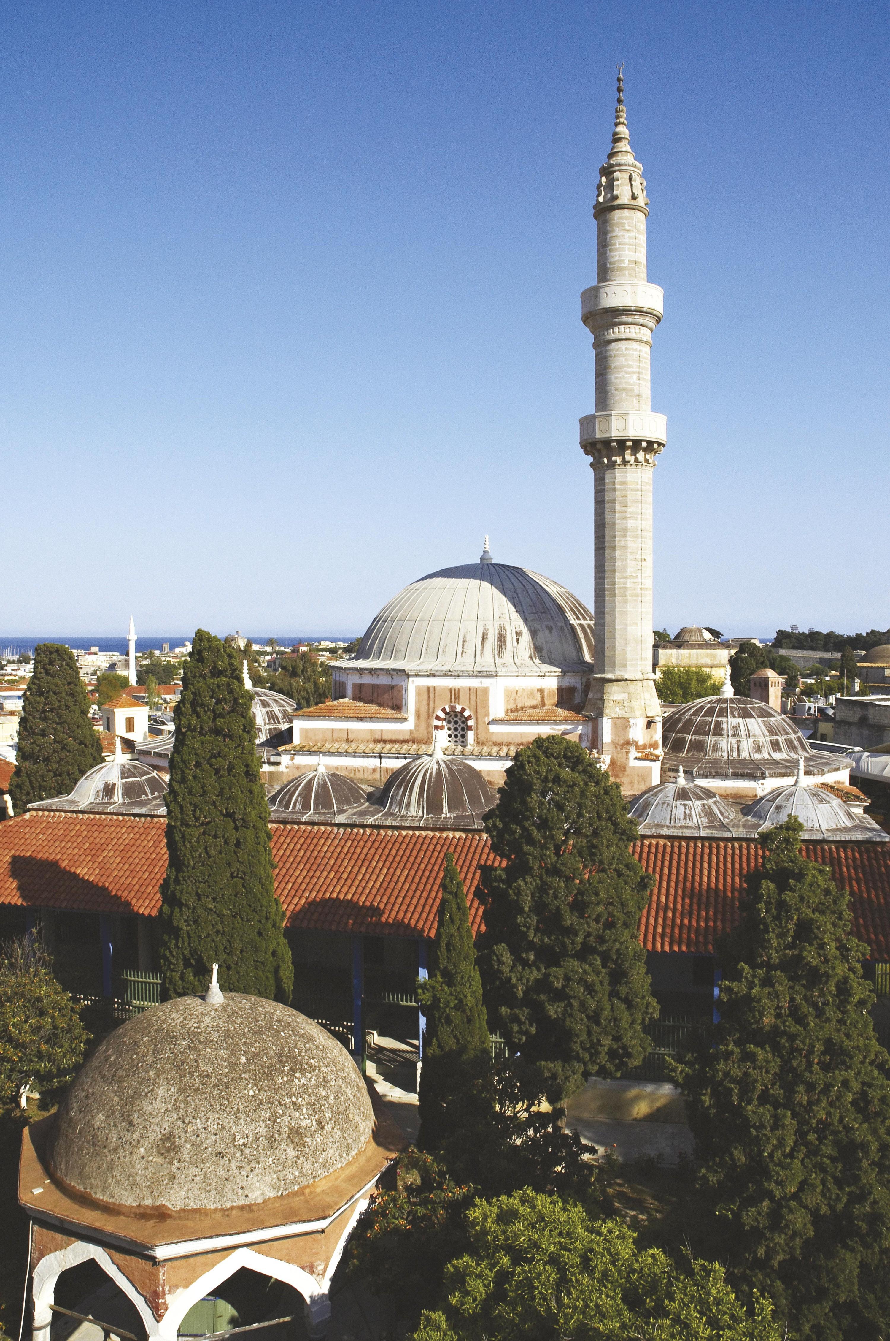 <stamp theme='his-green2'>Doc. 4</stamp> L'Empire ottoman : une puissance méditerranéenne