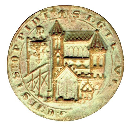 <stamp theme='his-green2'>Doc. 1</stamp> La naissance de Bruges