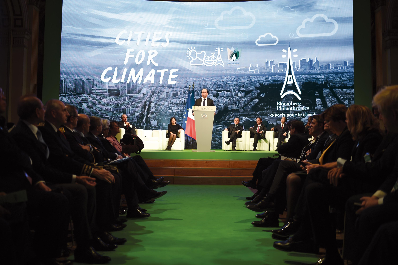 Une conférence internationale