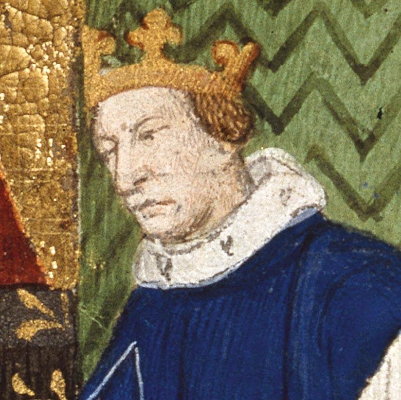 <stamp theme='his-green2'>Doc. 3</stamp> Charles V (1338-1380)