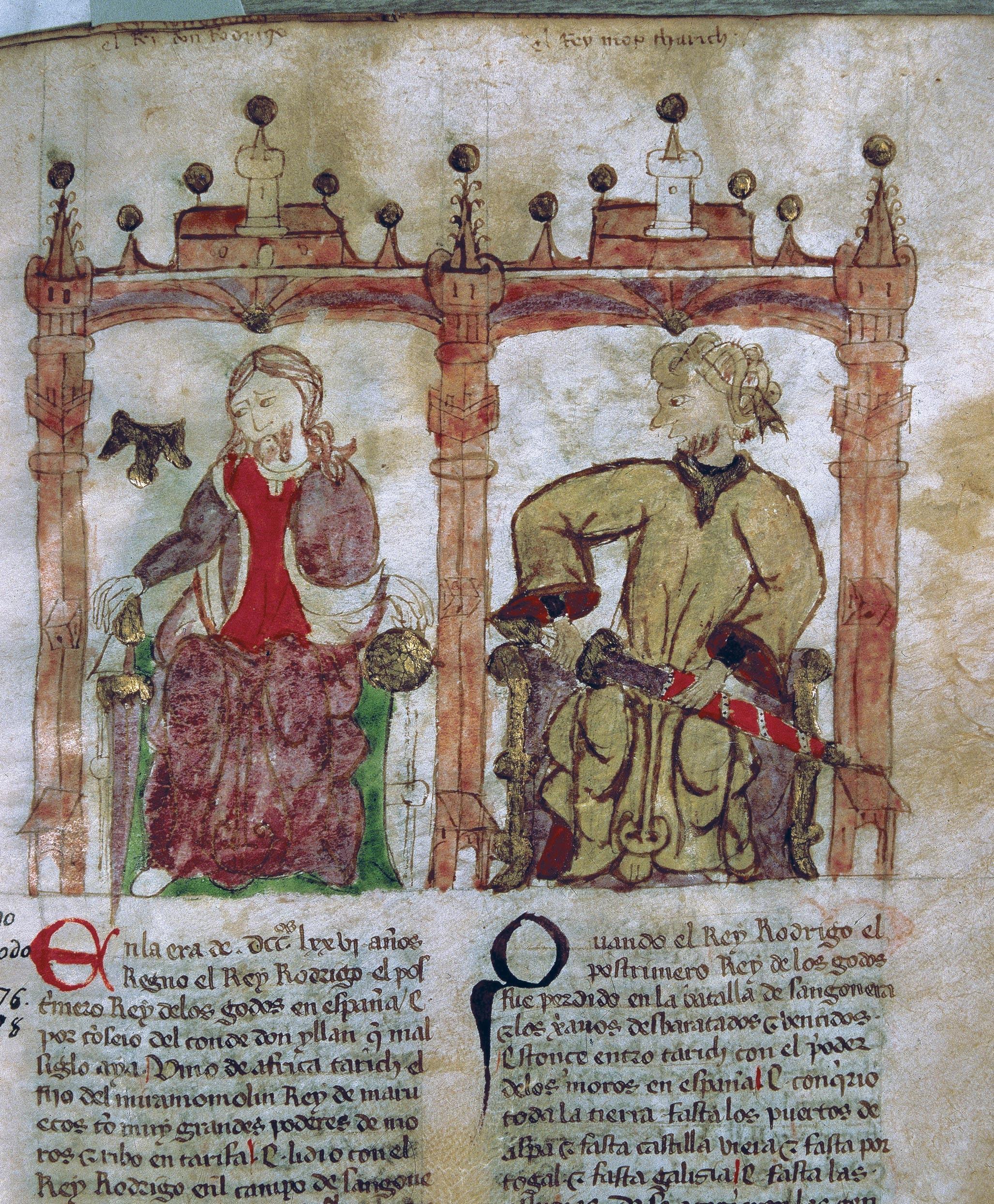 <stamp theme='his-green2'>Doc. 1</stamp> La conquête d'Al-Andalus et la naissance d'un califat indépendant