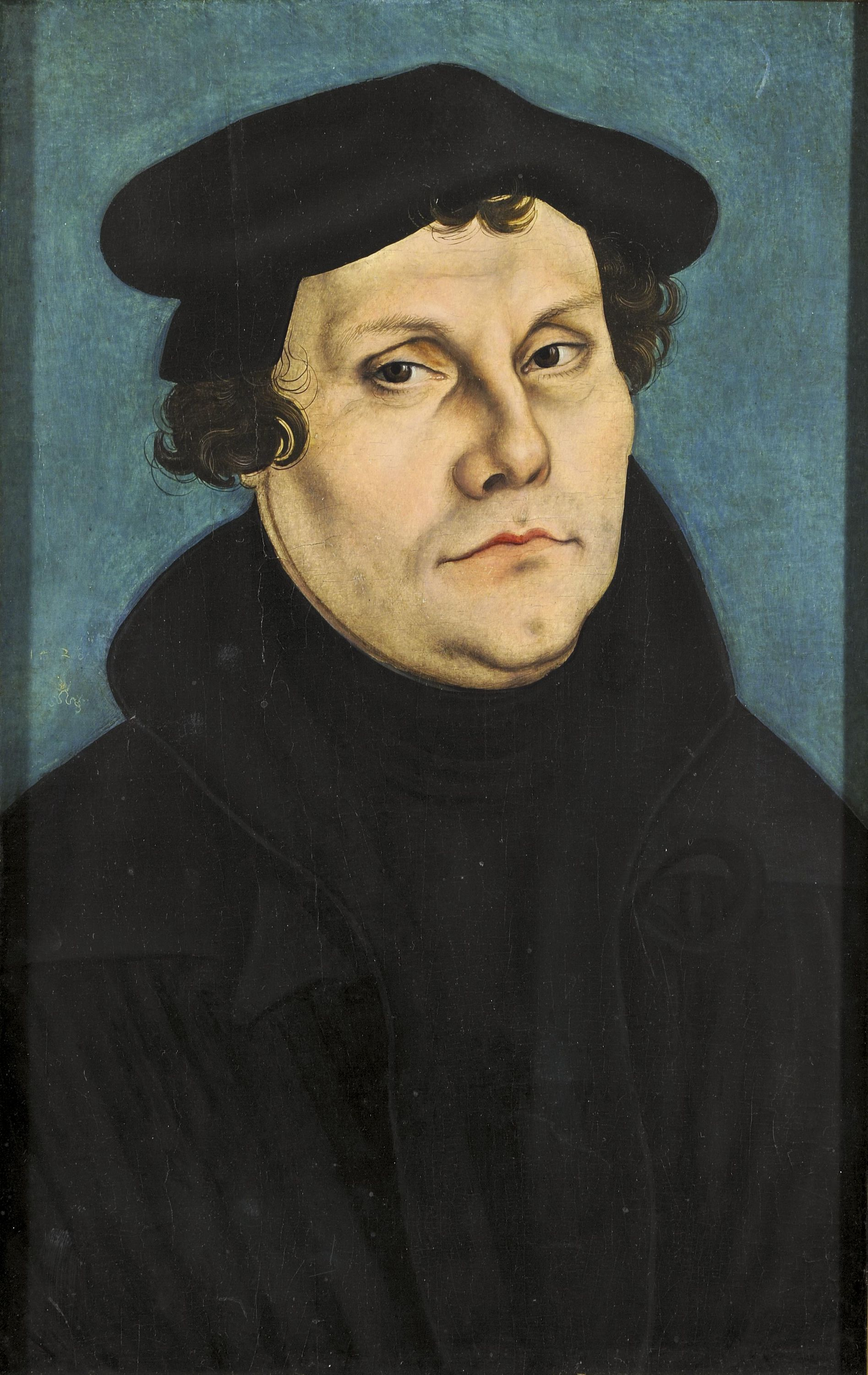 <stamp theme='his-green2'>Doc. 2</stamp> Martin Luther