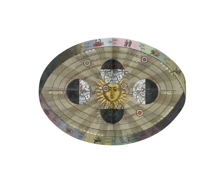 <stamp theme='his-green2'>Doc. 1</stamp> Le système de Copernic
