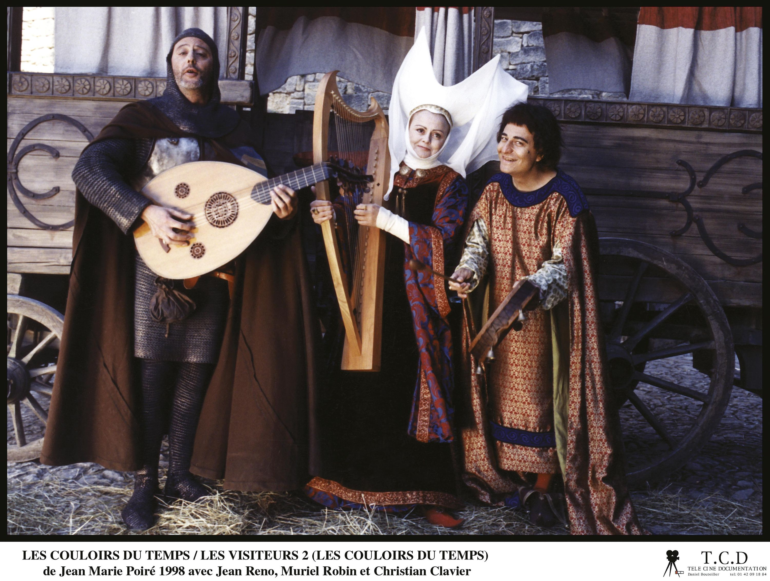<stamp theme='his-green2'>Doc. 5</stamp> Troubadours et chansonniers