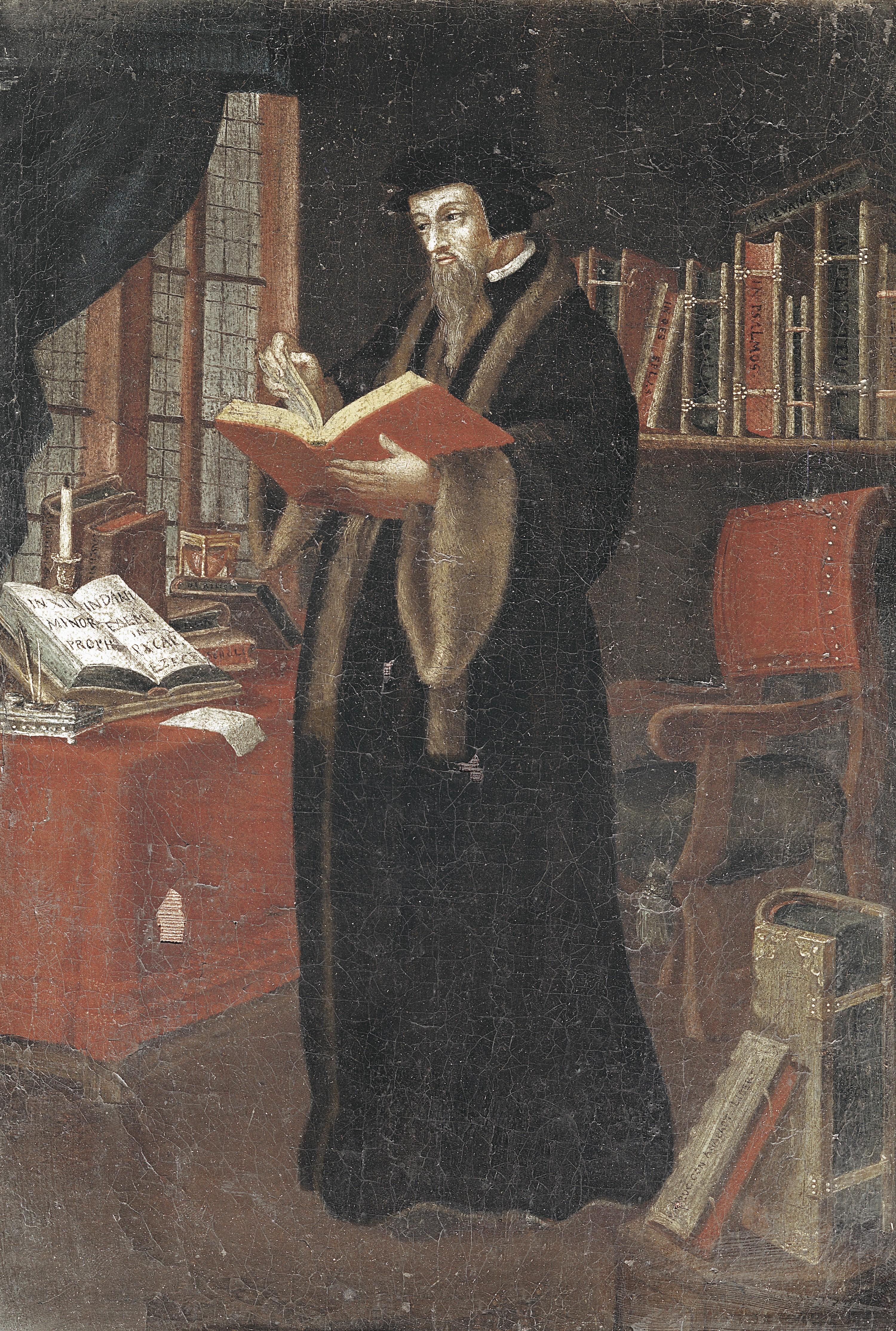 <stamp theme='his-green2'>Doc. 1</stamp> Le retour aux Ecritures