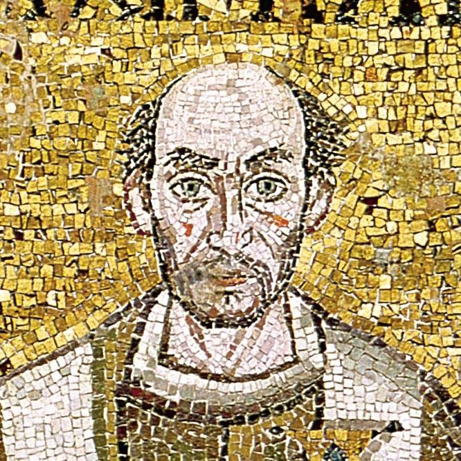 <stamp theme='his-green2'>Doc. 1</stamp> L'évêque de Ravenne