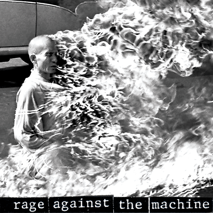 Killing in The Name, by Rage Against The Machine, 1992.