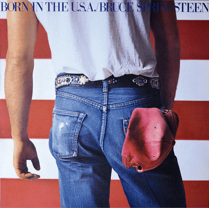 Born in the USA, by Bruce Springsteen, 1984.