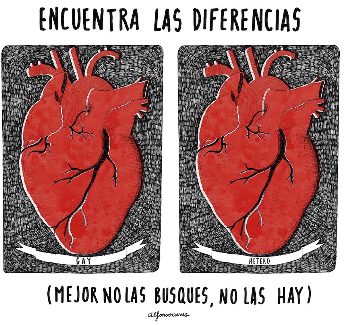 Alfonso Casas, Encuentra las diferencias, 2015.