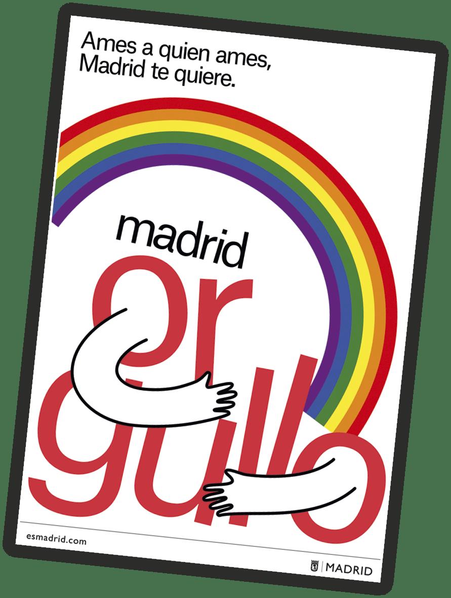Campaña «Madrid te abraza», Erretres, 2018