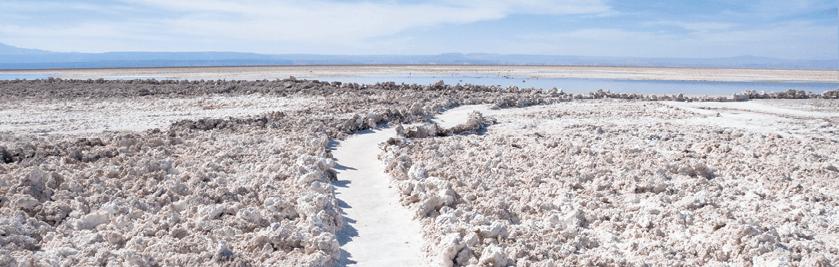 Triangle du lithium en Amérique du sud