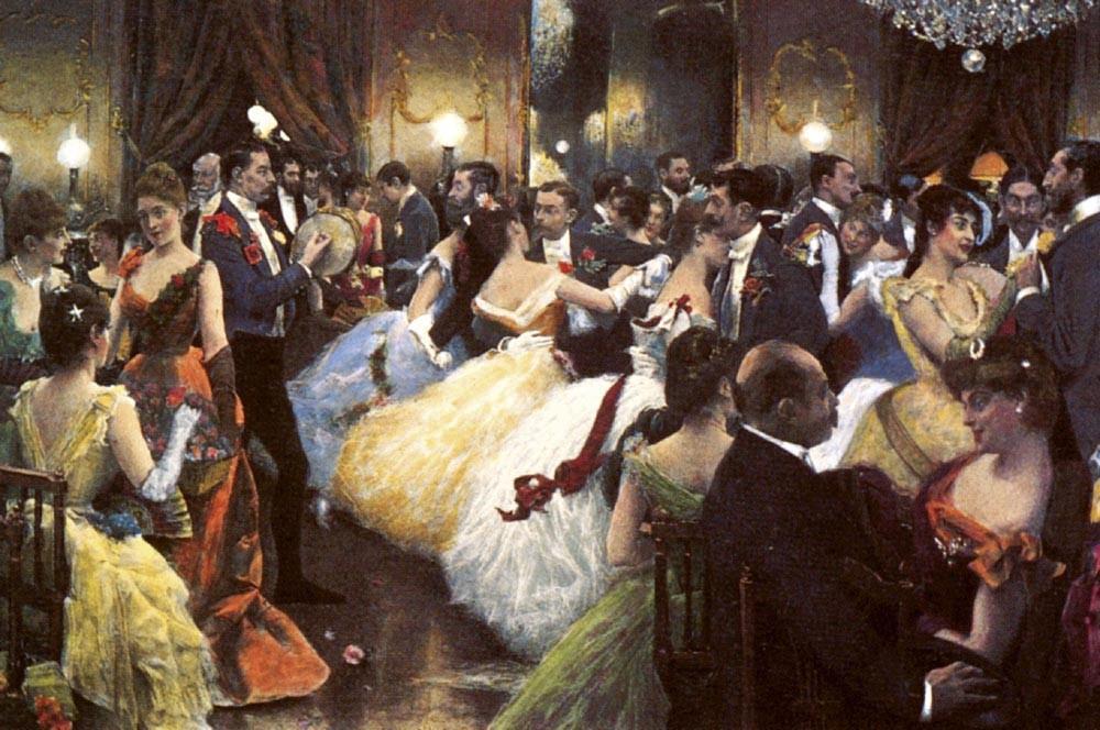 Ex. 4 Le bal