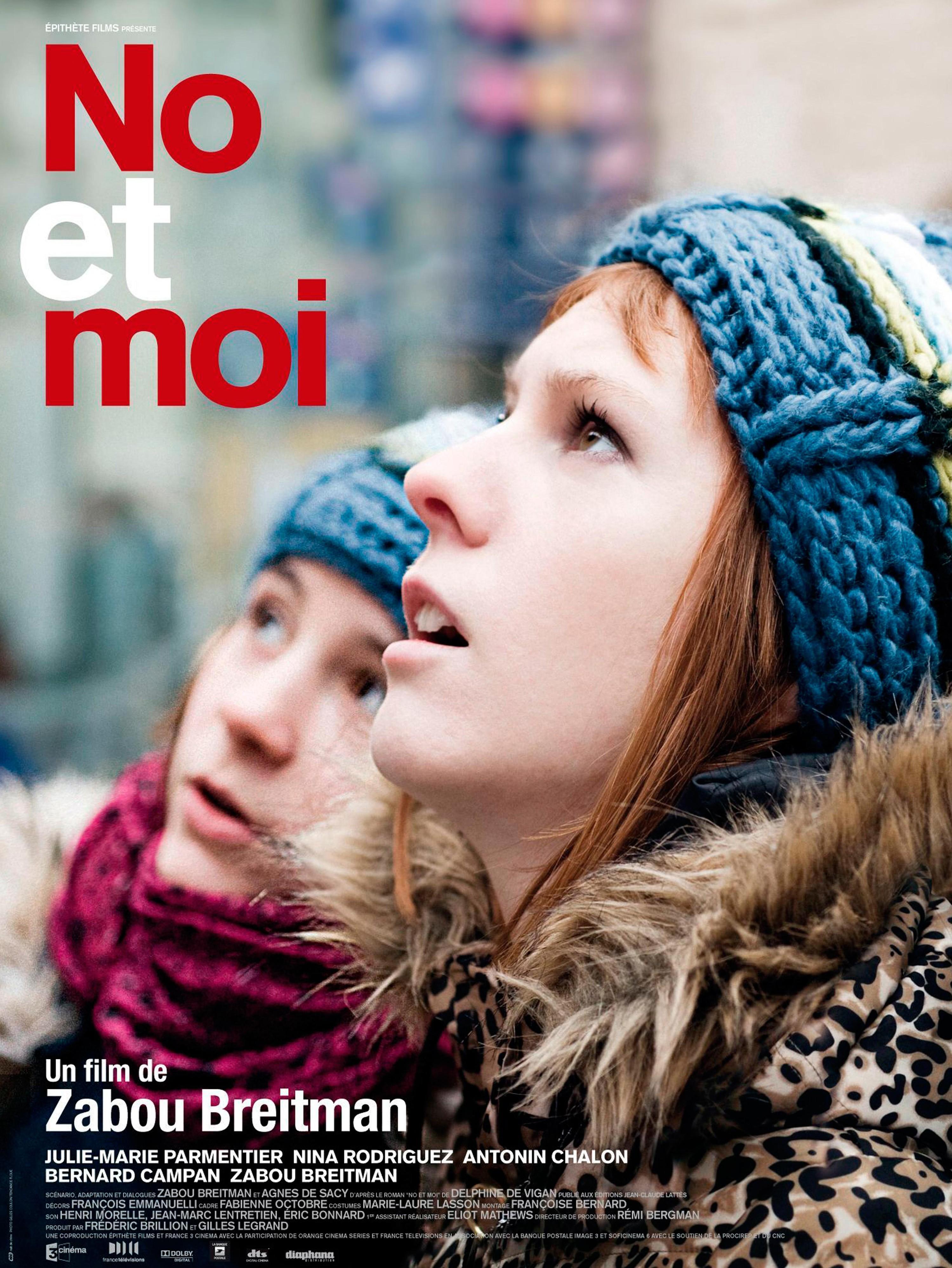 Affiche du film No et moi.