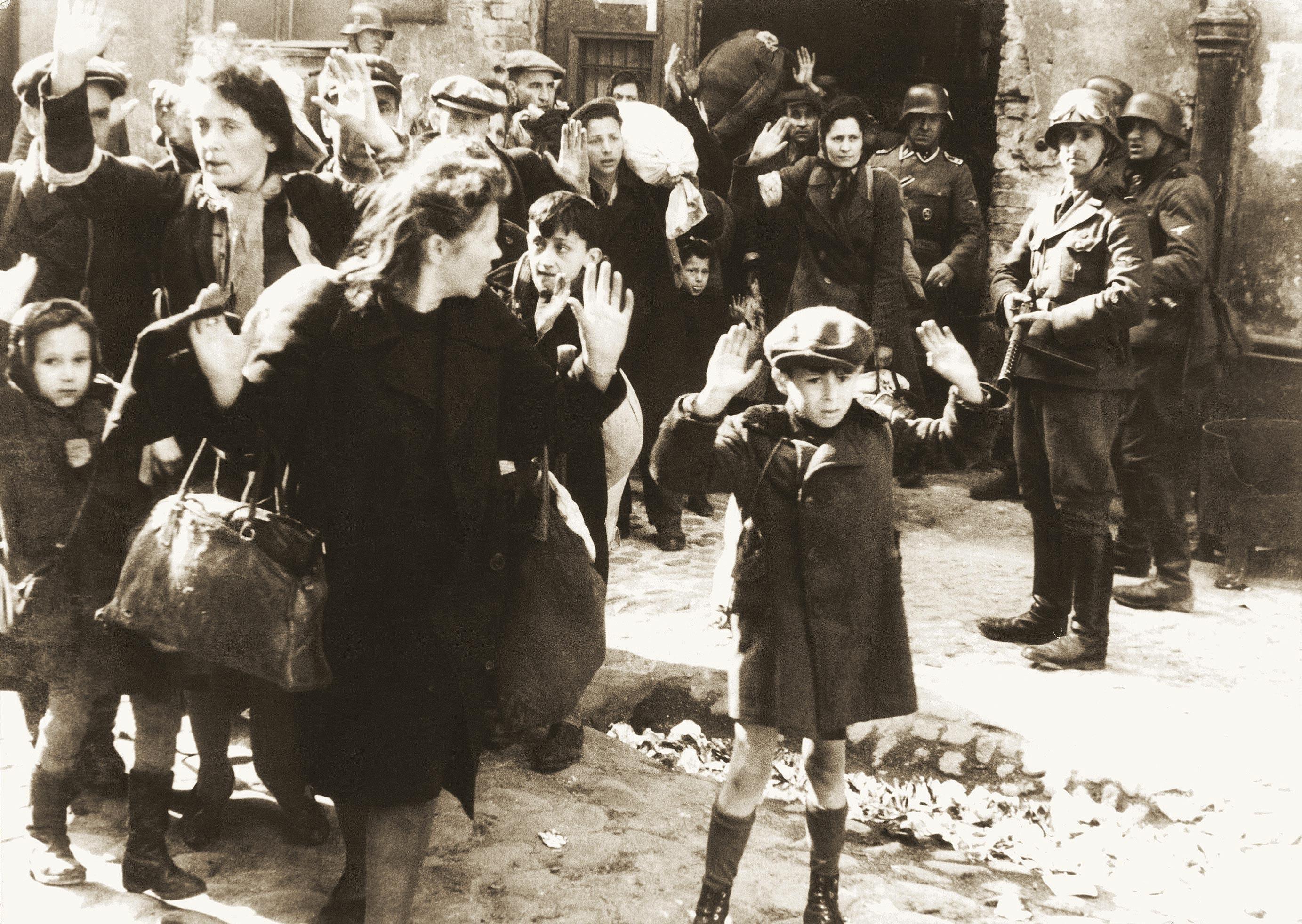 Insurrection du ghetto de Varsovie