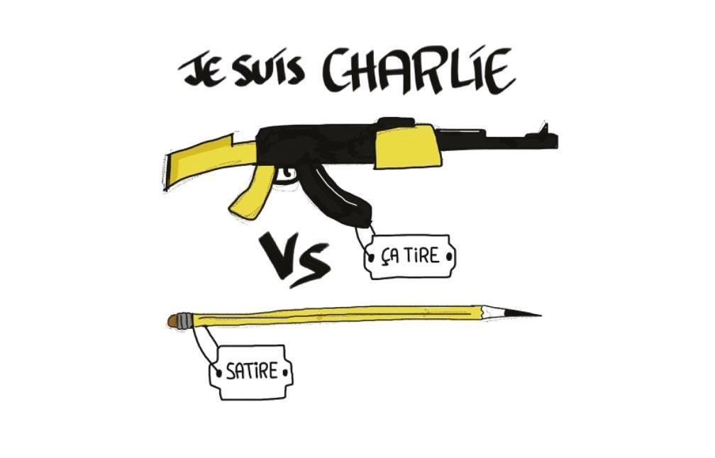 Le dessin : une arme ?