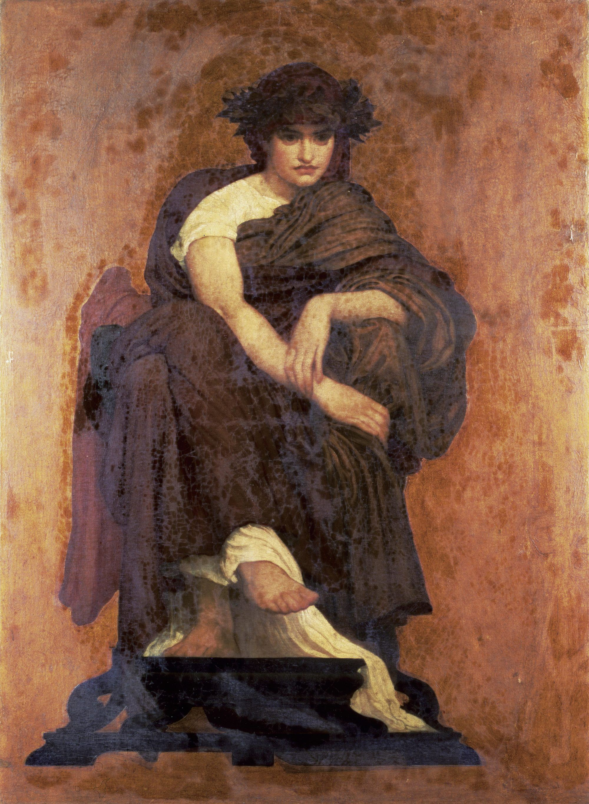 Mnemosyne, mère des Muses
