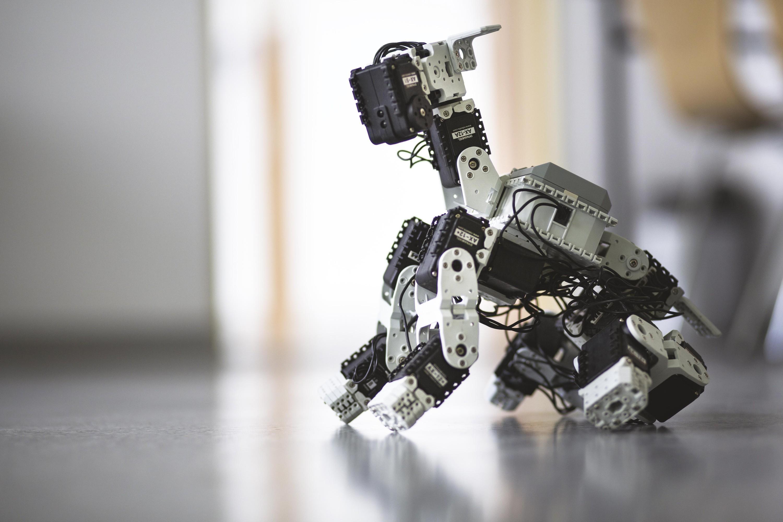 Ex. 9 Un robot révolutionnaire